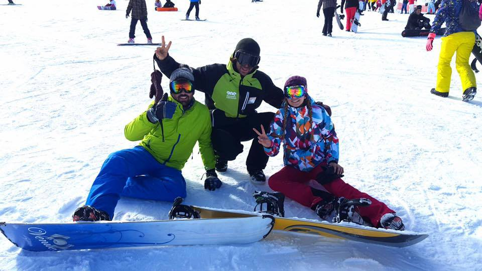 clases particulares snow sierra nevada